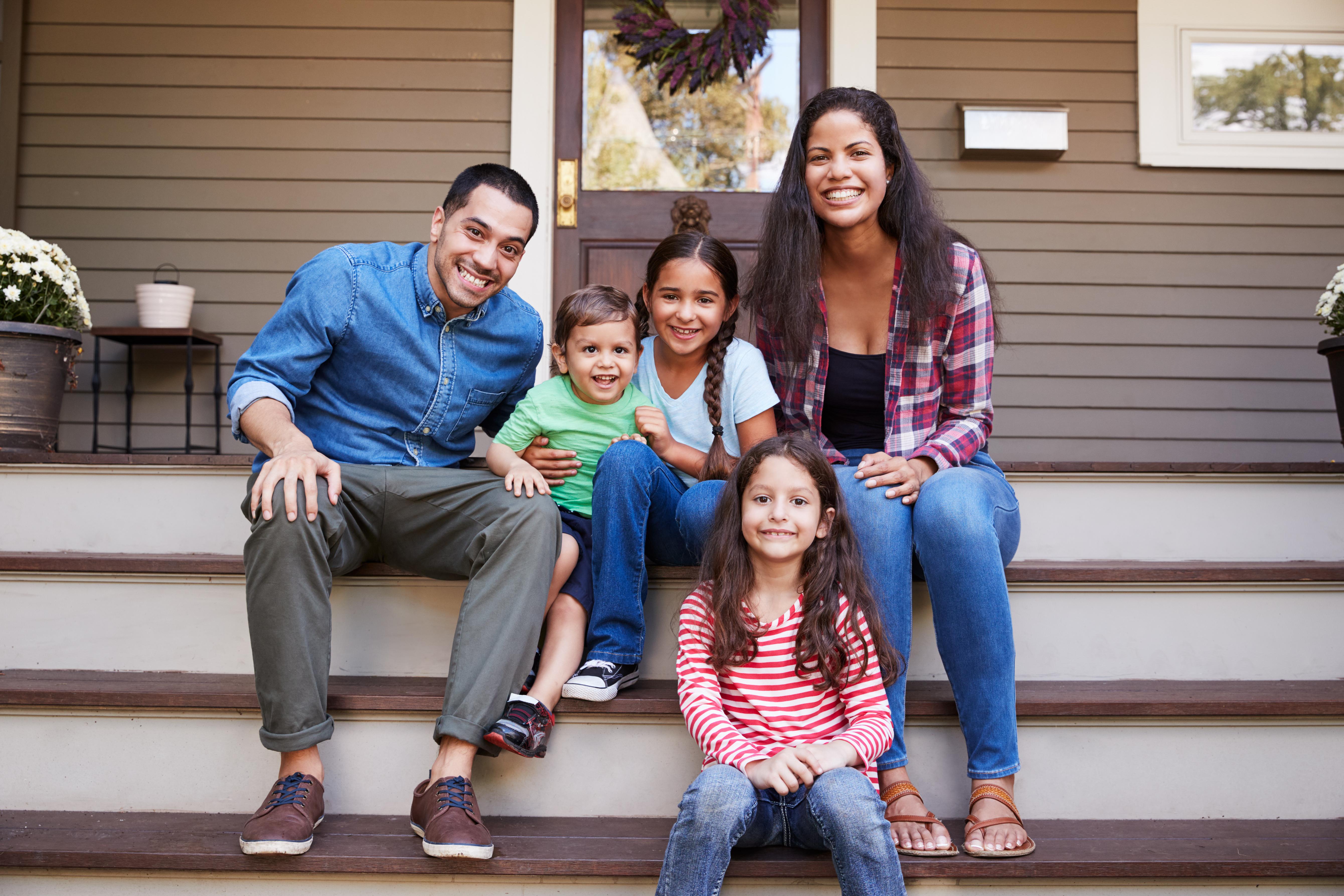 insurance deals happy family