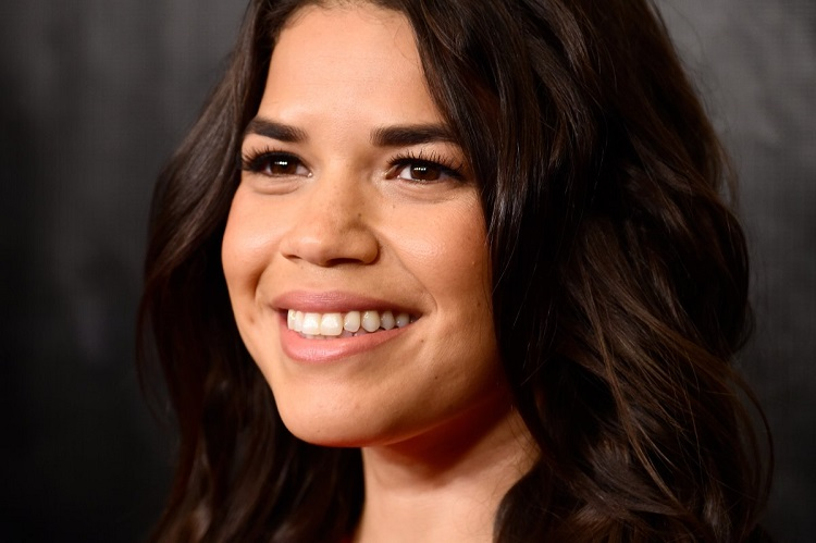 America Ferrera's Teeth