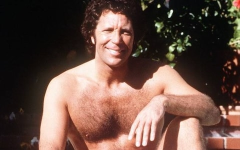 Tom Jones Chest Hair Insured