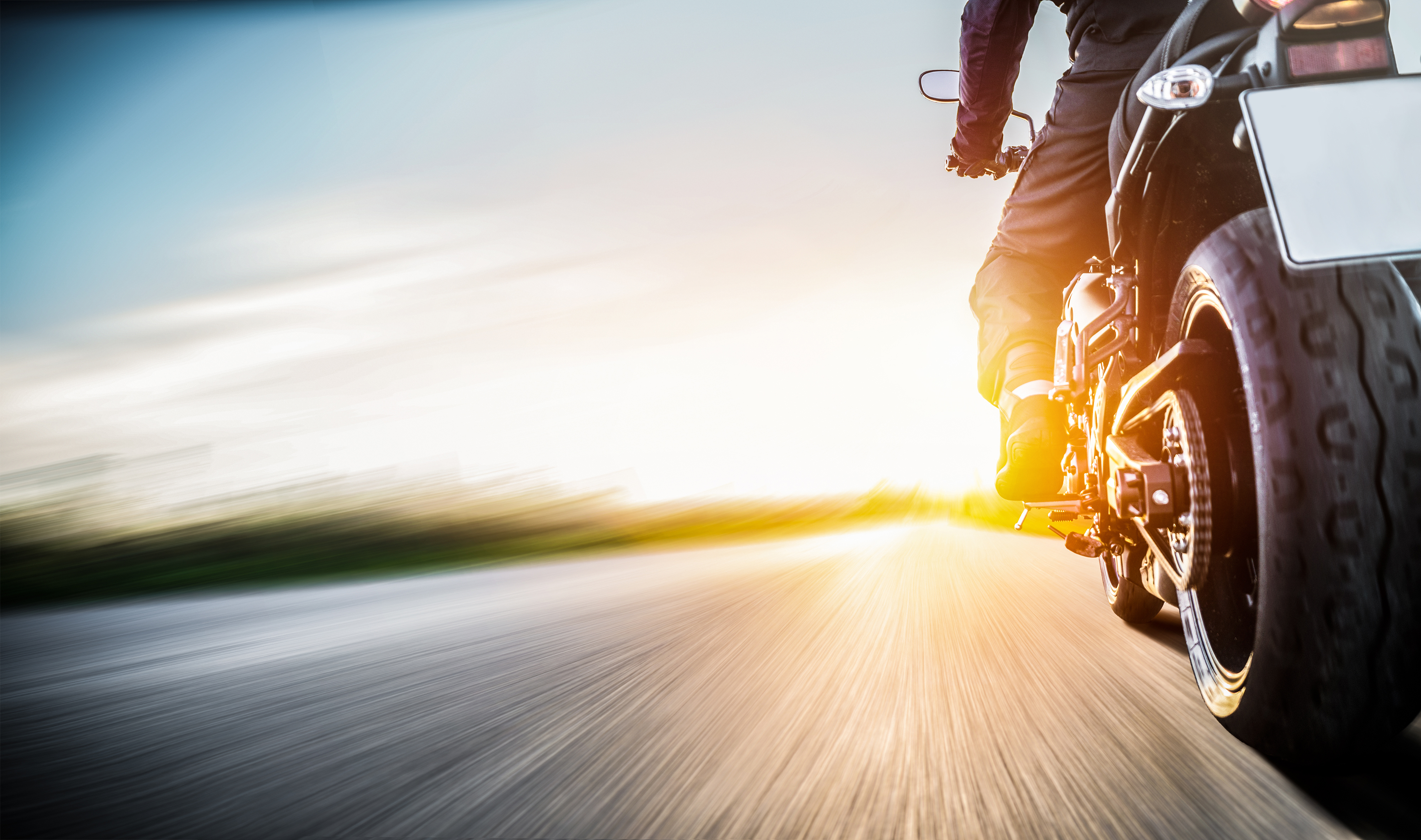 When full coverage motorcycle insurance is what you need.