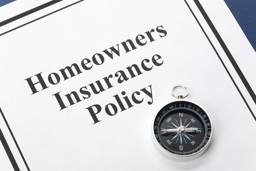 Home owners insurance policy booklet